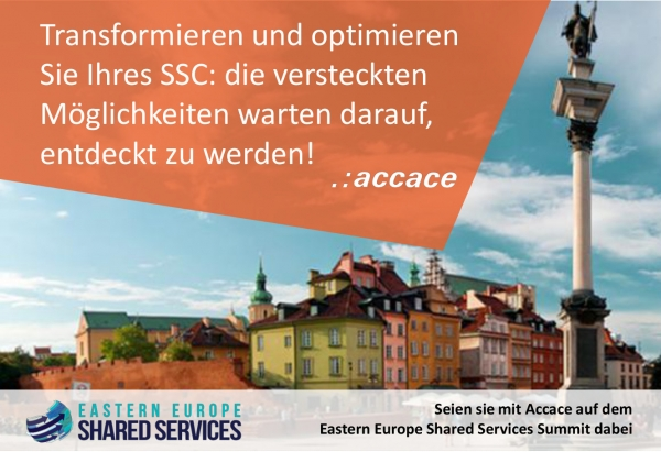 Eastern Europe Shared Services Summit
